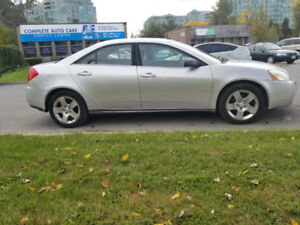 2009 Pontiac G6 SE – Loaded, LOW Mileage, and Runs Well!!