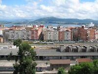 3 bedroom flat to rent in Santander city centre (Spain)