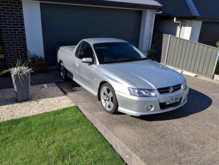 2005 Holden Commodore VZ Storm Ute | 6sp Manual