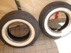 Classic White Wall Tires