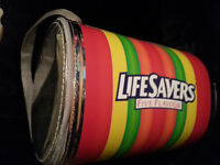 Authentic Collectable Lifesavers Cooler