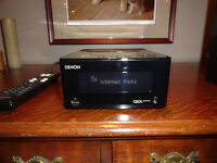 Denon CEOL Piccolo Receiver and Sound Dynamic RTS-3 speakers
