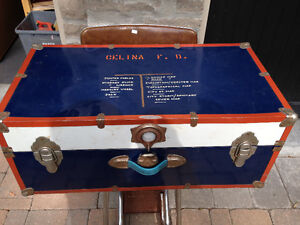 Antique Trunk Kijiji Free Classifieds In Toronto Gta