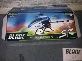 Blade helicopter