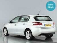 2016 Peugeot 308 1.6 BlueHDi 120 Active 5dr HATCHBACK Diesel Manual
