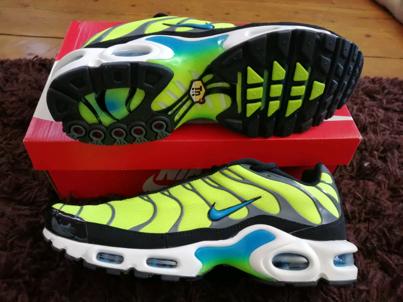 huge selection of fce02 08805 Nike air max tn size 10