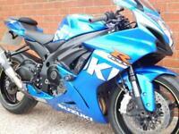 Suzuki GSX-R600 L5 moto gp motorcycle