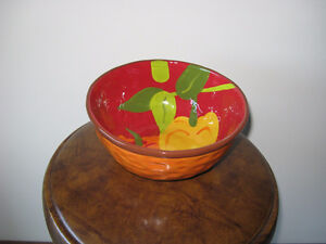 NEW Serving bowls and bowl covers--Excellent Gifts Prince George British Columbia image 6
