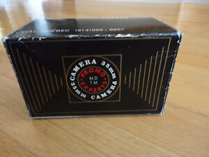Vintage Promo Experts 35 mm camera with case and original box London Ontario image 6