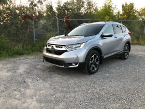Honda Crv Touring 2018 transfert de location