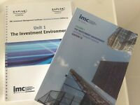 IMC (Investment Management Certification) 13th Edition Unit 1 Books CFA Institute