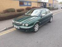 2004 Jaguar X-Type 2.5 V6 SE (AWD) 4dr