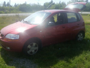 ~REDUCED~ 2007 Pontiac Wave - Located in Yarmouth