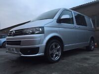 Vw transporter wanted