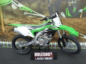 Kawasaki KX450F Motocross bike (Brand new canceled order Genuine UK bike!!!)