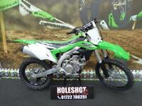 Kawasaki KX450F Motocross bike (Brand new canceled order Genuine UK bike!!!)