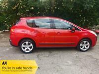 2011 Peugeot 3008 1.6 HDi FAP Sport EGC 5dr +Auto +Low Mile +Bluetooth +Parking