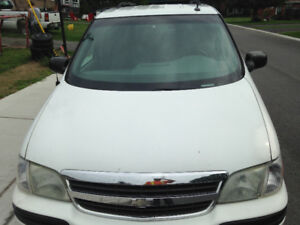 2005 Chevy Venture good for someone mechanically encline