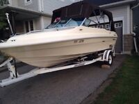 1990 sea ray 20 footer
