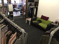 Part time job in fashion/sales showroom