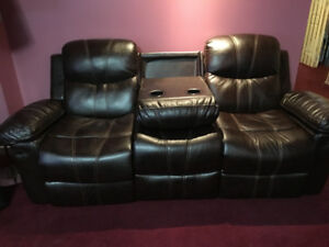 Recliner couches for sale !