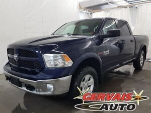 Ram 1500 Outdoorsman 4x4 EcoDiesel Crew Cab MAGS 2016