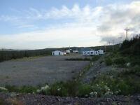 RV sites near Long Harbour
