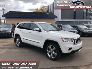 2011 Jeep Grand Cherokee Limited V6..AWD...ONE OWNER...NO ACCIDE