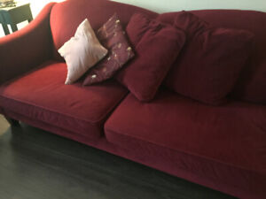 Beautiful Sofa, Spotless, Like New
