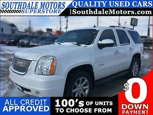 2014 GMC YUKON SLE * 4WD * REAR CAM * BLUETOOTH * 9 PASS
