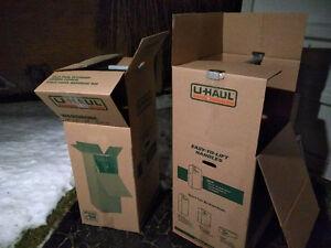 Uhaul Wardrobe Boxes