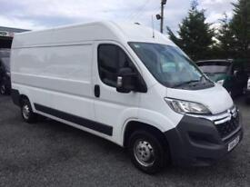 Citroen Relay facelift model 2014 64 Reg 130 Heavy 35 L3H2 Enterprise