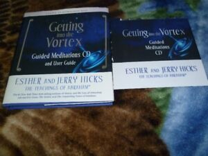 Getting into the Vortex - Guided Meditations CD and User Guide