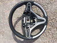 Honda Civic 2007 steering wheel