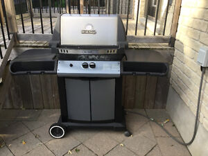 Broil King Gas Line Barbecue