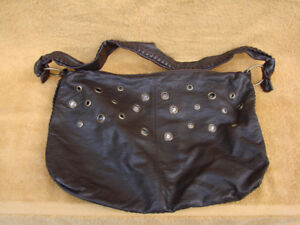 Funky Brown Purse
