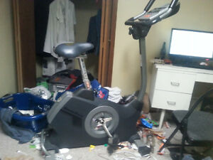 Exercise bike for sale multiple speeds and resistances