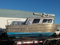 26 ft 1995 EAGLECRAFT CREW BOAT - $130000.00-*NEW PRICING*