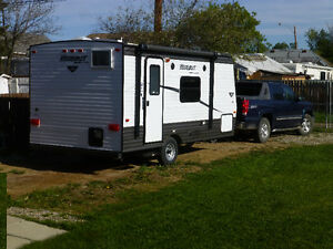 Hideout 165 camper 16' like new