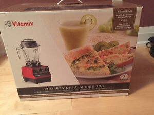 Vitamix Professional Series 200 *RED