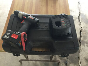 Craftsman Cordless Drill for sale