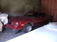 1978 Camaro Z28 4 speed