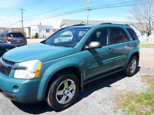 2008 Chevy Equinox LS AWD