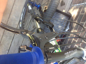 Brand new TEKTRO front hydrolic brake essembly + disk