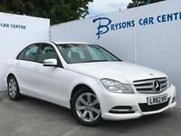 2012 62 Mercedes-Benz C220 2.1CDI Blue F CDI Executive SE for sale in AYRSHIRE