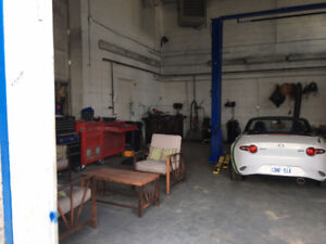 Do it yourself mechanic shop lease buy or rent commercial for rent mechanic tire shop with high exposure to 401 kipling solutioingenieria Image collections
