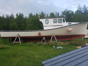 40ft pleasure craft reduced to $1500