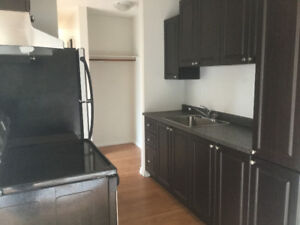 2 bedroom on third floor with balcony westend
