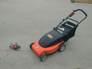 Black and Decker CMM1200 Cordless Lawnmower