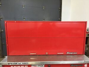 Snap on tools box cabinet